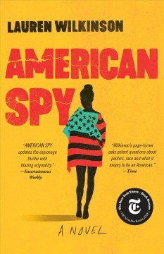Catalog record for American spy : a novel