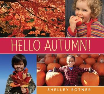 Hello Autumn! book cover