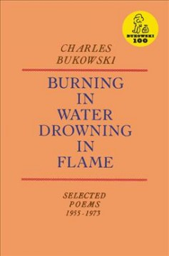 Catalog record for Burning in water, drowning in flame