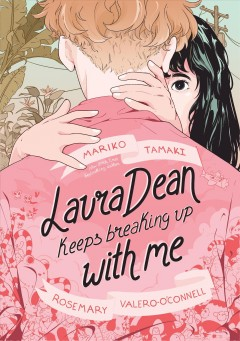 Laura dean keeps breaking up with me book cover