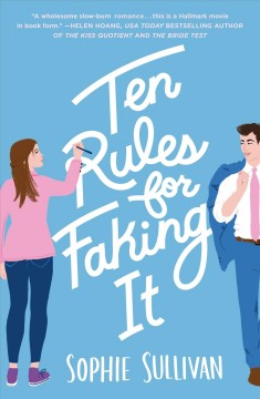 Catalog record for Ten rules for faking it