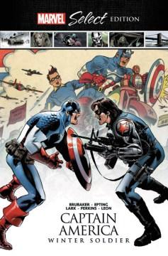 Catalog record for Captain America. Winter soldier