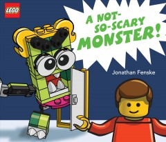 A not-so-scary monster! book cover