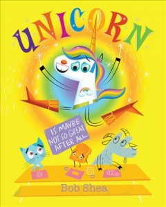 Catalog record for Unicorn is maybe not so great after all
