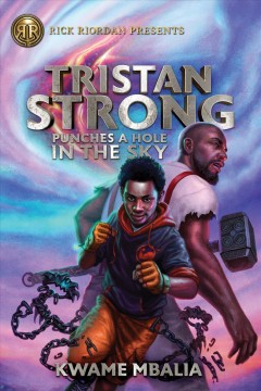 Catalog record for Tristan Strong punches a hole in the sky
