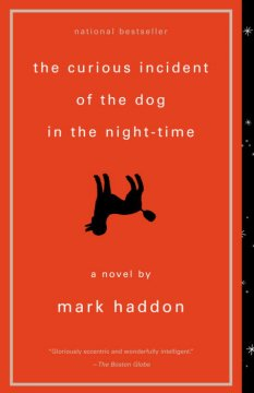 Catalog record for The curious incident of the dog in the night-time