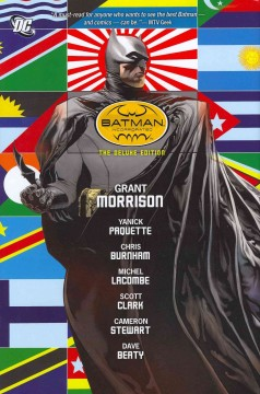 Catalog record for Batman, Incorporated