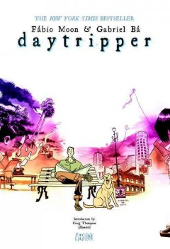 Catalog record for Daytripper : the Deluxe Edition