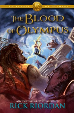 Catalog record for The blood of Olympus