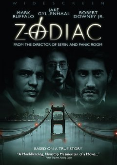 Zodiac. book cover