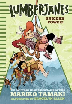 Catalog record for Lumberjanes : unicorn power!