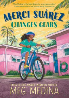 Catalog record for Merci Suárez changes gears