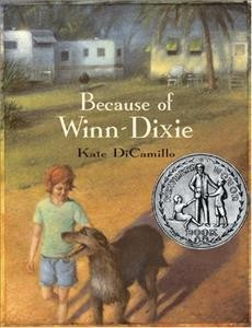 Catalog record for Because of Winn-Dixie