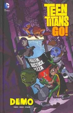 Catalog record for Teen Titans go!