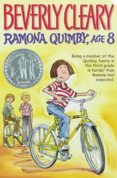 Catalog record for Ramona Quimby, age 8