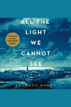 All the light we cannot see : a novel book cover