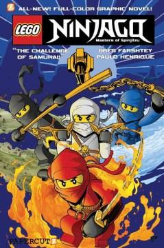 Catalog record for Lego Ninjago, masters of Spinjitzu