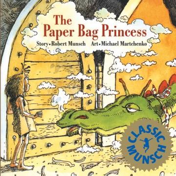 Catalog record for The paper bag princess