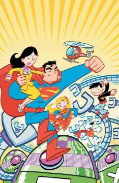 Catalog record for Superman Family Adventures