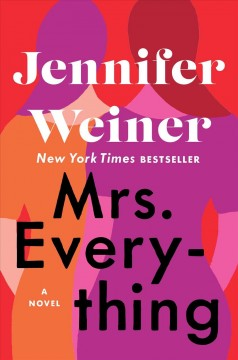Catalog record for Mrs. Everything : a novel
