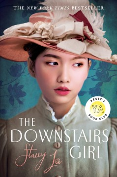 The downstairs girl book cover