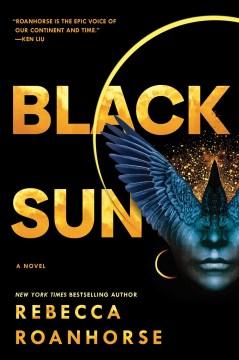 Black sun book cover