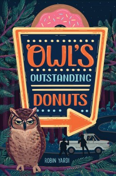 Owl's Outstanding Donuts book cover
