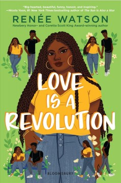 Catalog record for Love is a revolution
