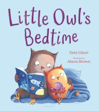 Little Owl's bedtime book cover