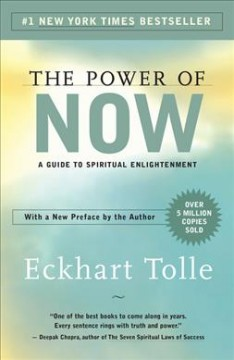 Catalog record for The power of now : a guide to spiritual enlightenment