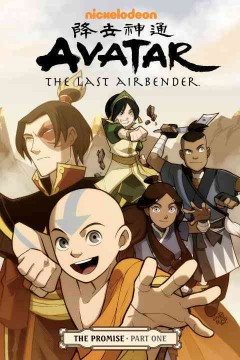Catalog record for Avatar, the last airbender. The promise