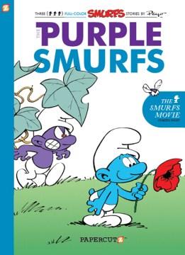 Catalog record for Smurfs graphic novel