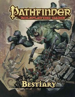 Catalog record for Pathfinder roleplaying game : bestiary