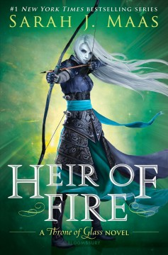 Catalog record for Heir of fire