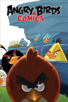 Catalog record for Angry birds comics