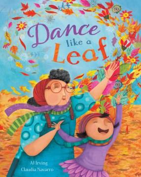 Dance like a leaf book cover