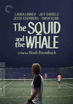 The Squid and the Whale. book cover