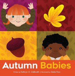 Autumn babies book cover