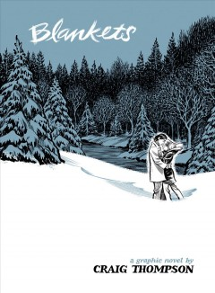 Catalog record for Blankets : an illustrated novel