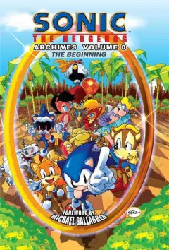 Catalog record for Sonic the Hedgehog archives.
