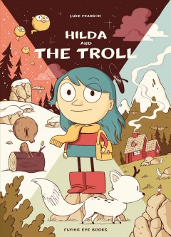 Catalog record for Hilda and the troll