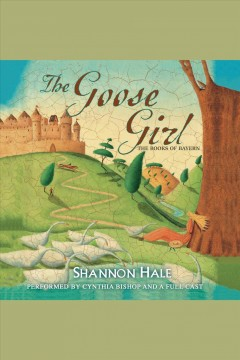 The goose girl book cover