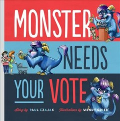 Catalog record for Monster needs your vote