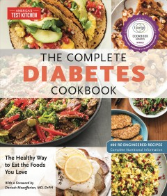 Catalog record for The complete diabetes cookbook : the healthy way to eat the foods you love