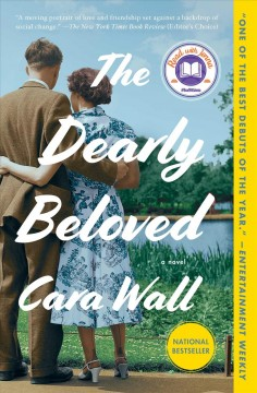 The dearly beloved : a novel book cover