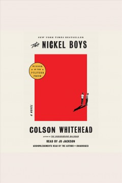 The nickel boys : a novel book cover