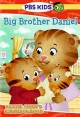Daniel Tiger's neighborhood. Big brother Daniel