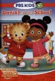 Daniel Tiger's neighborhood. Daniel goes to school