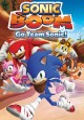 Sonic Boom : Go team Sonic!