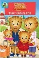 Daniel Tiger's neighborhood. Tiger family trip.